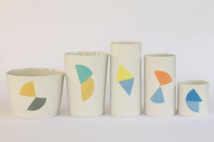 Adele Stanley Vases