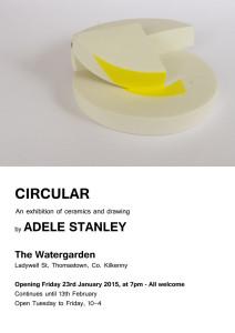 Adele Stanley Invitation